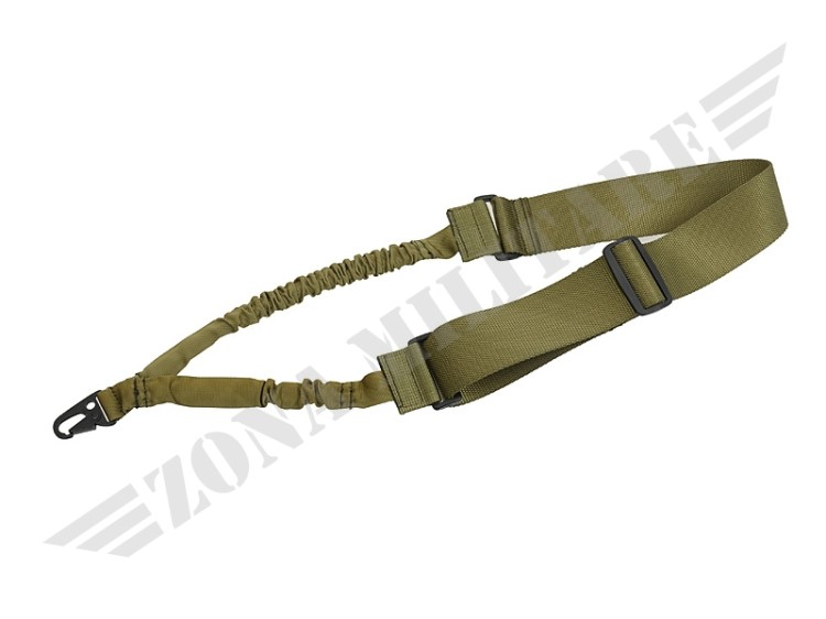 TACTICAL ONE-POINT BUNGEE SLING OLIVE 8FIELDS