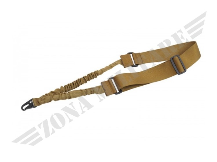 TACTICAL ONE-POINT BUNGEE SLING COYOTE 8FIELDS