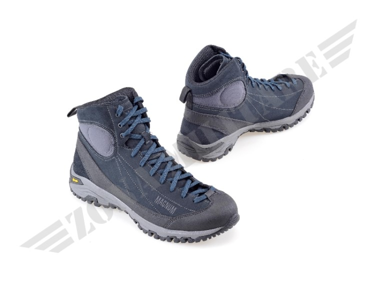 ANFIBIO APPROACH TACTICAL 5 MID HEIGHT CHARCOAL GREY