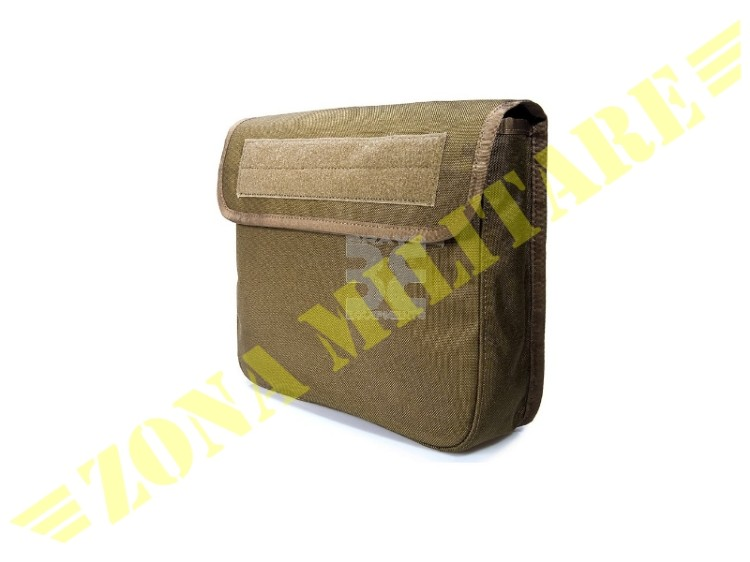 TASCA LARGE VESATILE UTILITY POUCH COYOTE BROWN