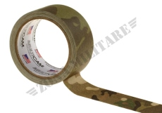 CLOTH CONCEALMENT TAPE 2 INCHES X 10 YD PRO TAPES MULTICAM