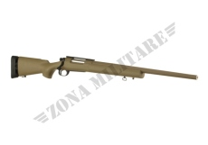 FUCILE M24 SWS SNIPER RIFLE FLUTED BARREL CYMA TAN VERSION