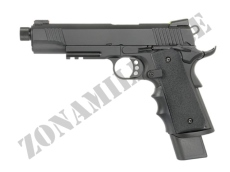 PISTOLA 1911 R32U FULL METAL BLOW BACK BLACK VERSION