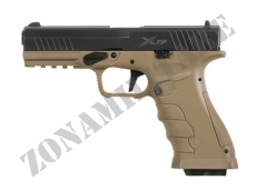 PISTOLA XTP XTREME TRAINING CO2 DARK EARTH APS